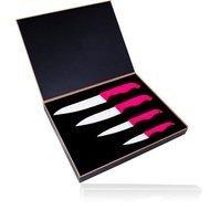 Hatamoto Подарочный набор ножей Hatamoto, 70 мм, 100 мм, 120 мм, 150 мм, #4000