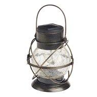 Gardman Светильник уличный Rotating Crackle Glass, 11х15 см