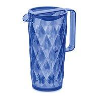 Koziol Кувшин Crystal (1.6 л), голубой