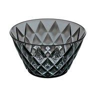 Koziol Миска Crystal S (0.5 л), 13 см, серая