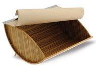 LegnoArt Хлебница деревянная (BB-3), зебрано