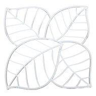 Koziol Набор декоративных элементов Leaf, 27х27 см, 4 шт, прозрачный