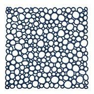 Koziol Набор декоративных элементов Oxygen, 27х27 см, 4 шт, синий