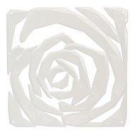 Koziol Набор декоративных элементов Romance, 27х27 см, 4 шт, белый