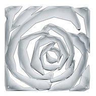 Koziol Набор декоративных элементов Romance, 27х27 см, 4 шт, серый