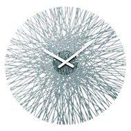 Koziol Часы настенные Silk, 45 см, серые