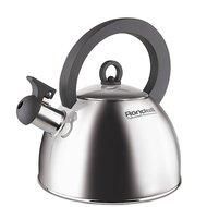 Rondell Чайник Strike (2 л), серый