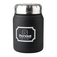 Rondell Термос для еды (0.5 л) Black Picnic
