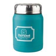 Rondell Термос для еды (0.5 л) Turquoise Picnic