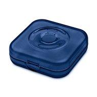 Koziol Шкатулка Private Box, 6х6х2 см, синяя
