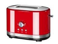 KitchenAid Тостер на 2 хлебца, ручное управление, красный