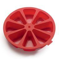 Lekue Форма Порционный пирог, 26.5 см, красная