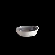 Emile Henry Блюдо Аперитив Тапас, 16х5.2 см, серое