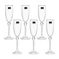 Cristal D Arques Набор бокалов для шампанского Amarante (190 мл), 6 шт