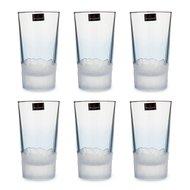 Cristal D Arques Набор стаканов высоких Intuition (330 мл), 6 шт, голубой