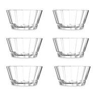 Cristal D Arques Набор салатников Macassar, 12 см, 6 шт
