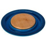 Le Creuset Подставка для сыра, 37х3.5 см, с деревянной доской, марсель (91044900310010)