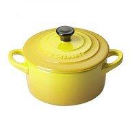 Le Creuset Мини-кокот (0.25 л), 10 см, желтый (91005000371000)