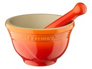 Le Creuset Ступка с пестиком (0.3 л), оранжевая лава (91003400090000)