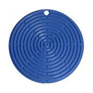 Le Creuset Подставка под горячее, 20.5 см, синяя (93000230312200)