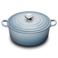 Le Creuset Кастрюля круглая для запекания, 20 см, светло-голубой (21177204202430)