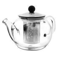 Ibili Чайник для кипячения и заваривания Kristall (0.95 л), стеклянный с фильтром
