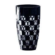 Ajka Crystal Стакан высокий Domino (310 мл), черный