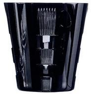 Ajka Crystal Стопка для ликера Retro Black (70 мл), черная