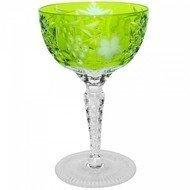 Ajka Crystal Фужер для шампанского Grape (210 мл), светло-зеленый