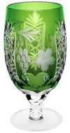 Ajka Crystal Фужер Grape (450 мл), темно-зеленый