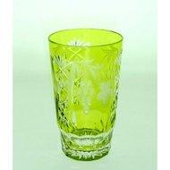 Ajka Crystal Стакан высокий Grape (390 мл), светло-зеленый