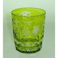 Ajka Crystal Стакан низкий Grape (390 мл), светло-зеленый