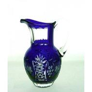 Ajka Crystal Кувшин Grape (1.2 л), синий