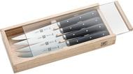 Zwilling Набор стейковых ножей, 4 пр., в деревянной коробке