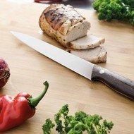 BergHOFF Нож для мяса, 20 см, рукоять из темного дерева