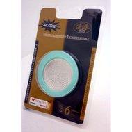G.A.T. Фильтр из алюминия для гейзерной кофеварки на пол чашки Blister Spare Parts