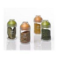Glasslock Набор емкостей для масла и специй (0.35 л), 4 пр.