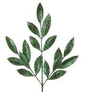 Triumph Nord Веточка с листочками декоративная, 54 см, зеленая