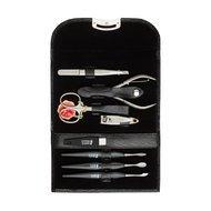 Mertz Manicure Маникюрный набор, 8 пр., чёрный
