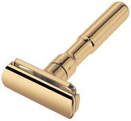Merkur Станок Т-образный для бритья Futur, 11 см, золотистый