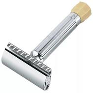 Merkur Станок Т-образный для бритья, 8.9 см, хром