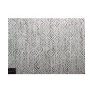 CHILEWICH Салфетка подстановочная White/Black, 36х48 см
