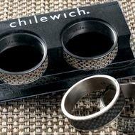 CHILEWICH Кольцо для салфеток Espresso, 4 см