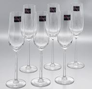 Lucaris Набор бокалов для шампанского (250 мл), 6 шт.