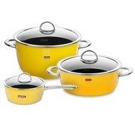 Kochstar Набор посуды Neo Yellow-1, 3 пр.
