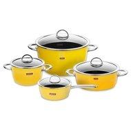 Kochstar Набор посуды Neo Yellow-2, 4 пр.
