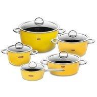Kochstar Набор посуды Neo Yellow-3, 5 пр.