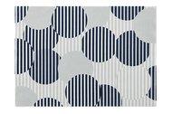 Day Drap Сервировочные маты Blue Polka Dots, 45х32 см, 2 шт.