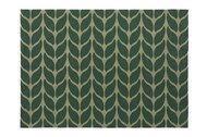 Day Drap Сервировочные маты Soft Wool Green, 45х32 см, 2 шт