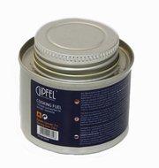 Gipfel Топливо в металлическом контейнере с фитилем для фондю, мармитов, чайников, горение 6 часов